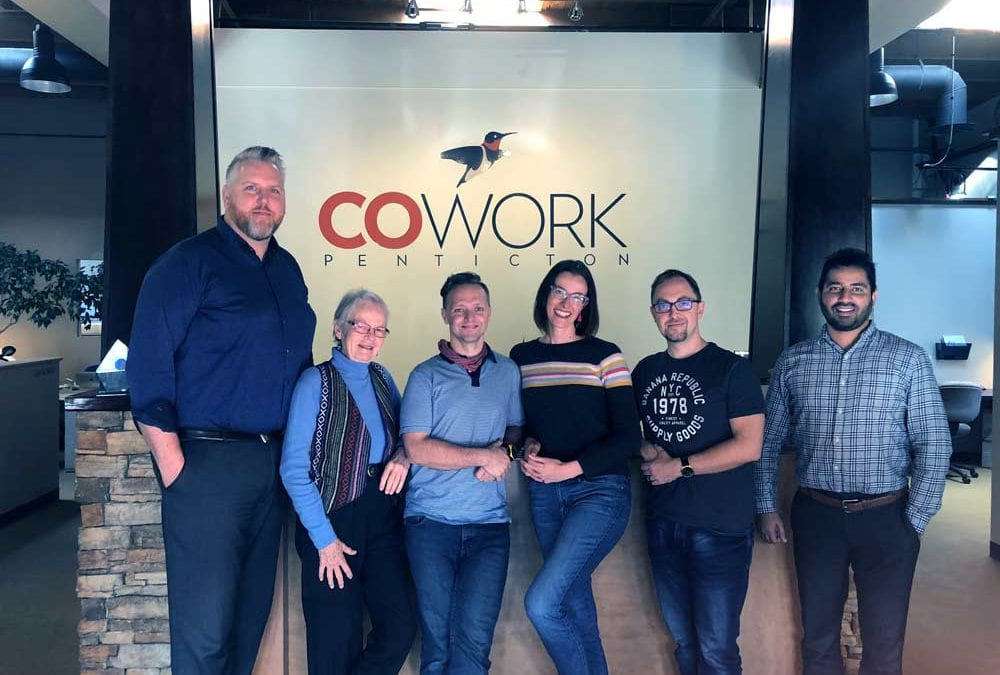 "Cowork Penticton ""Better. Together."""